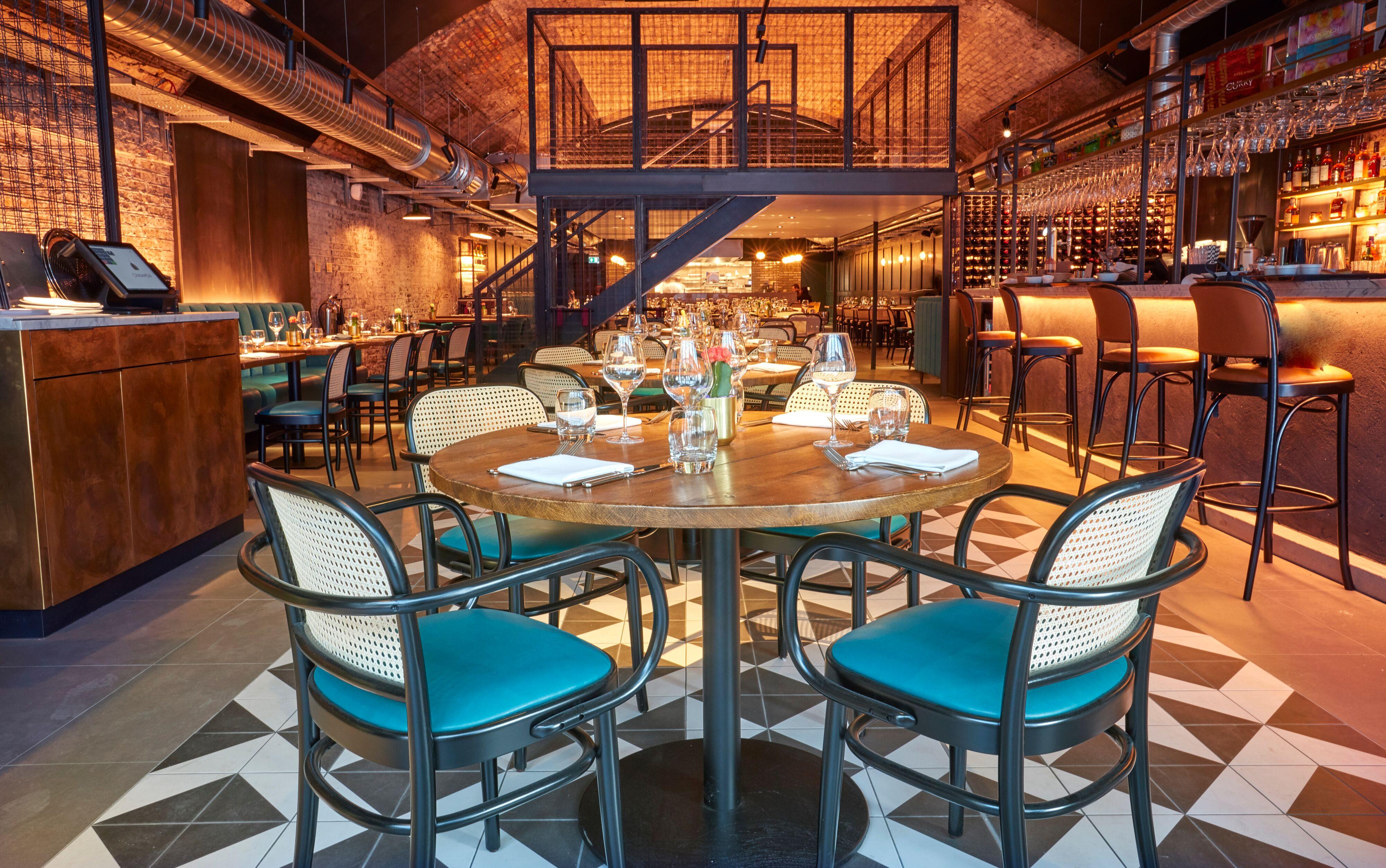 CK Battersea restaurant