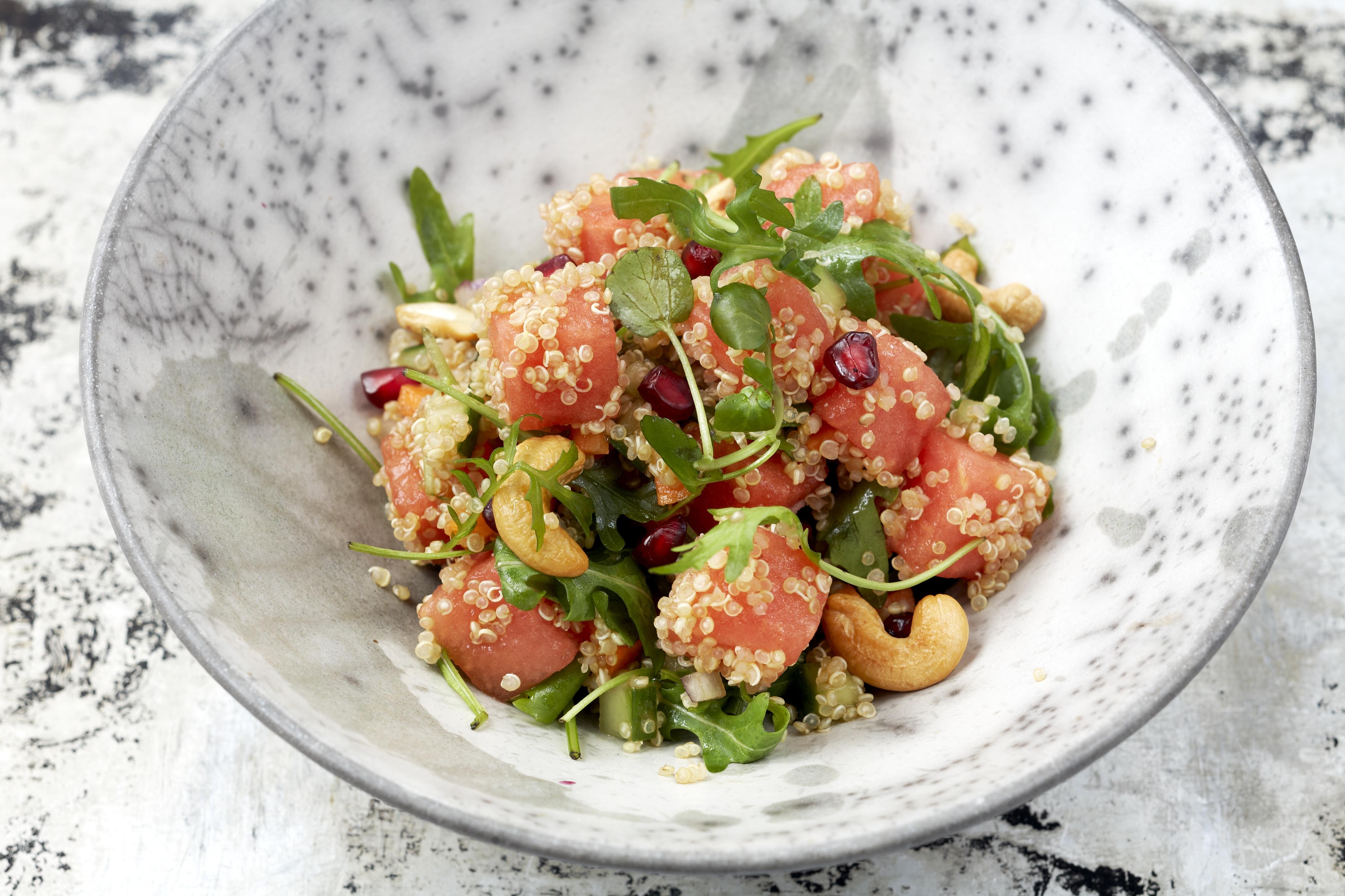 CS Quinoa salad