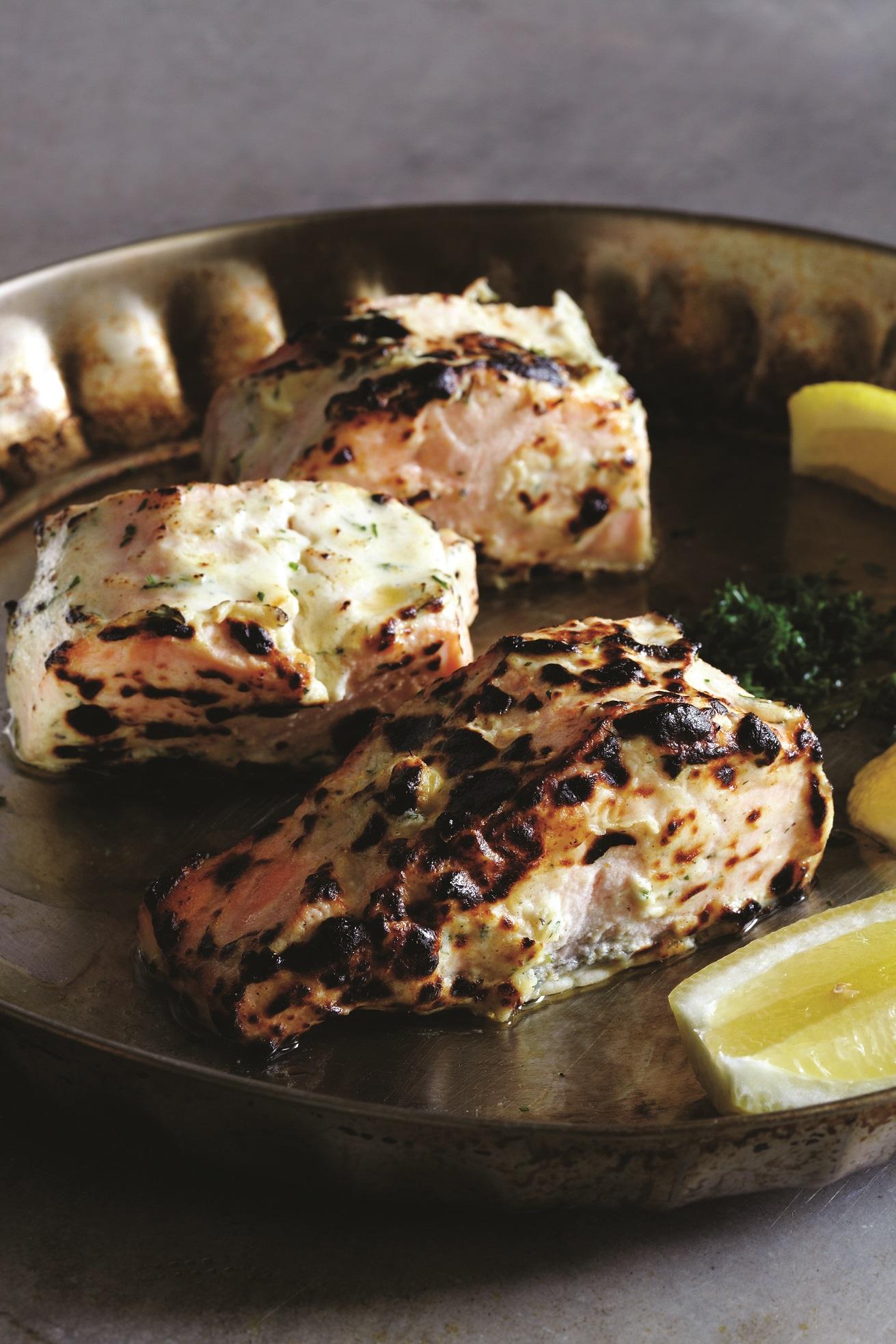 Salmon with Dill & Horseradish_ 0026